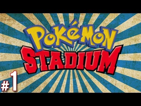 Pokemon Stadium - Poke Cup: Poke Ball 1/2 | PART 1 | ScykohPlays