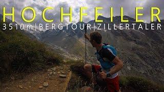 Hochfeiler 3510m | Leichte Bergtour - Hochtour im südtiroler …