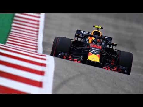 Max Verstappen team radio after P2 finish - F1 2018 Austin