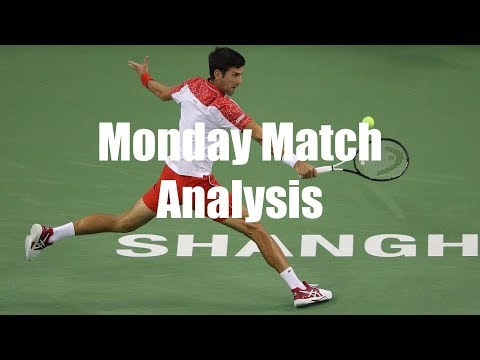 Djokovic Wins Shanghai Verdasco Ballboy Incident Monday Match Analysis Youtube