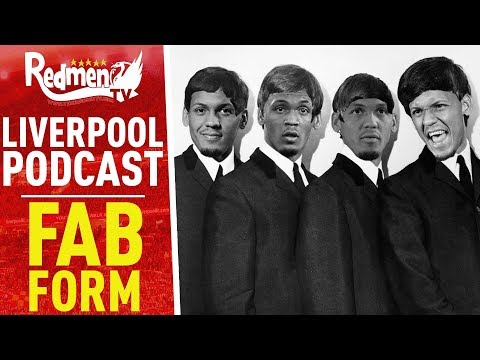 FAB FORM   LIVERPOOL FC PODCAST