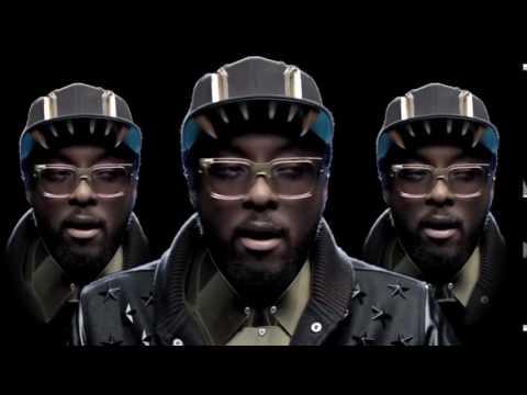Will I Am & Robo Bitch