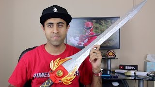 Legacy Power Sword Unboxing/Review [Mighty Morphin Power Rangers] thumbnail