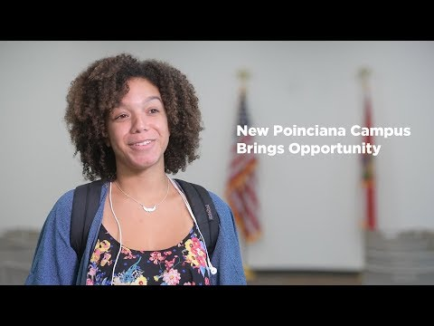 Valencia College: New Poinciana Campus Brings Opportunity