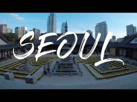 DISCOVER SEOUL IN 3 MINUTES