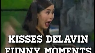 PBB Kisses Funny Moments