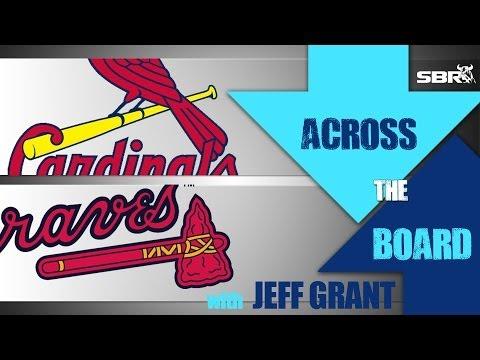 MLB Picks: St Louis Cardinals vs. Atlanta Braves