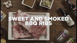 Rib Fest - Sweet and smoke BBQ Ribs