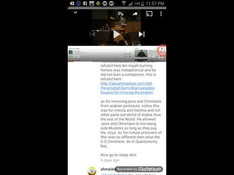 Debate: Refuting a Christian ISIS is Islamic