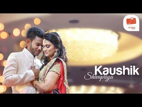 Shivapriya + Kaushik - Wedding Highlights