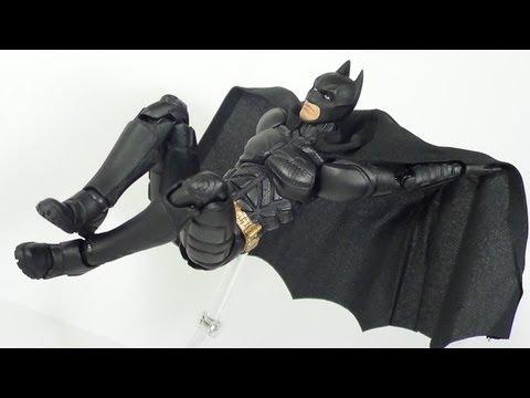 Medicom MAFEX Batman The Dark Knight Rises Movie Figure Review