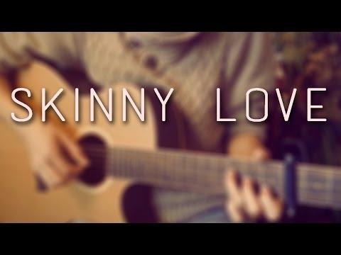 (Birdy) Skinny Love - Albert Gyorfi ( fingerstyle guitar cover ) [+TABS]