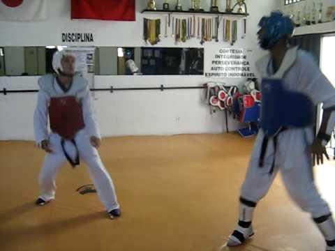 Mestre Marcelo alves treino 2