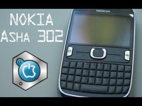 Обзор Nokia Asha 302