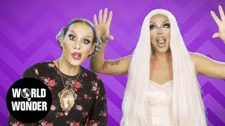 "FASHION PHOTO RUVIEW: Season 10 Ep 2 ""Very Best Drag"" with Raven and Raja"