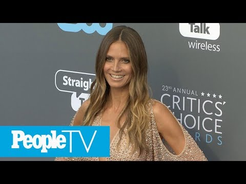 Heidi Klum Admits She Ghosted Drake When He Texted To Ask Her Out: 'I'm Sorry!' | PeopleTV