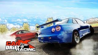 МОЙ ПЕРВЫЙ ДРИФТ НА СТАРОЙ МАШИНЕ ► CarX Drift Racing Online (Угар)
