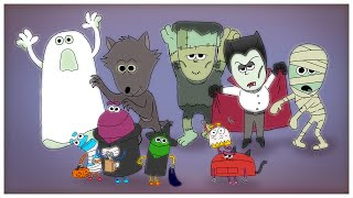 """""""A StoryBots Halloween,"""" Happy Halloween from the StoryBots!"""