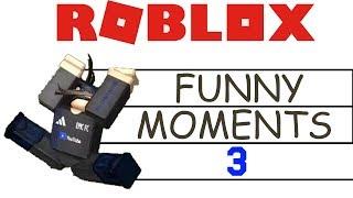 Momentos mais engraçados em ROBLOX #3! EpicJonny1000