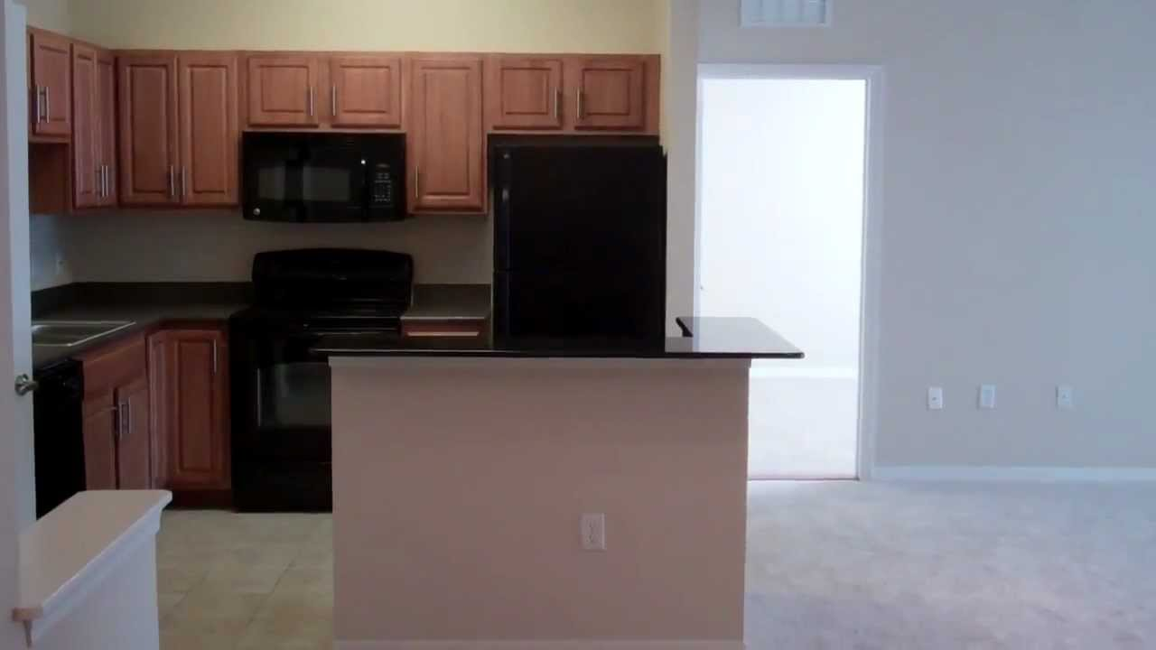 Crowntree Lakes Apartments Orlando 2 Bedroom The Oak With Solarium