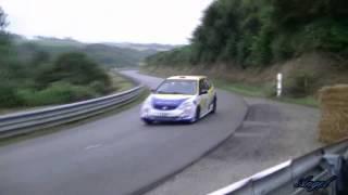Honda civic type r ep3/SI k20 French Hill climb ETRETAT 2013