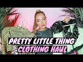 PRETTY LITTLE THING TRY ON HAUL   Amy-Jane Brand