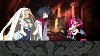 [HD] [PS Vita] Disgaea 3: Absence of Detention - Battle for the Test
