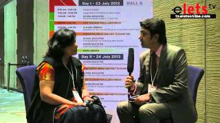 eINDIA 2013 Interview - Dr Kiran Singh, Principal, Mandsaur International School, Mandsaur