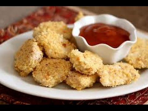 Oven Baked Chicken Nuggets One Pot Chef