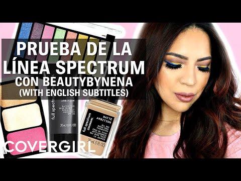 Tutorial De Maquillaje Para Piel Morena Clara Con Full Spectrum De COVERGIRL