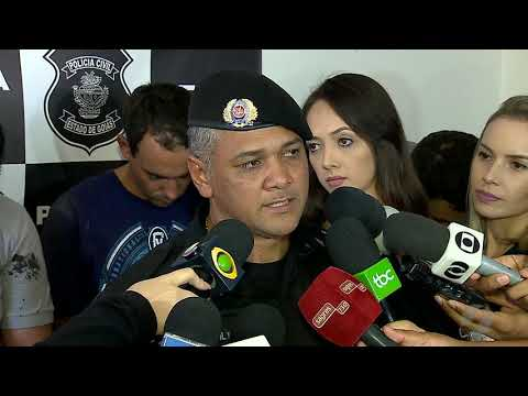 JSD (11/06/18) - Quadrilha De Roubo De Cargas é Presa