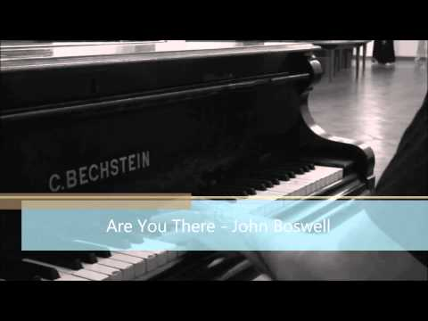 Are You There - John Boswell
