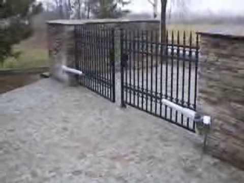 Gate Opener, Napęd NICE WINGO 3524 www.pk-serwis.com.pl