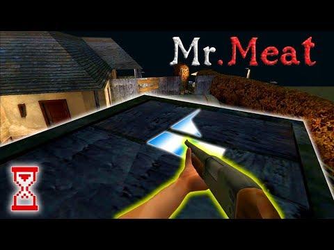 Покажу что находится в сарайке Мистера Мита | Mr. Meat 1.3.1