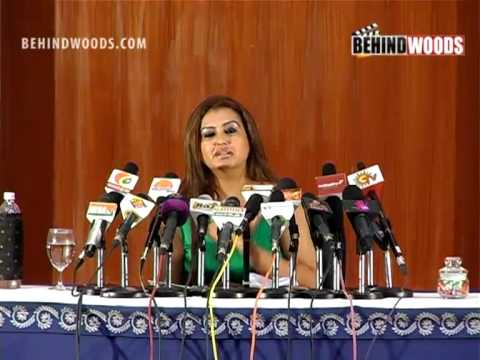 sona press meet video