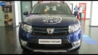 """رونو الجزائر تعرض سيارتها الجديدة """"سانديرو step way"""" بالعاصمة"""