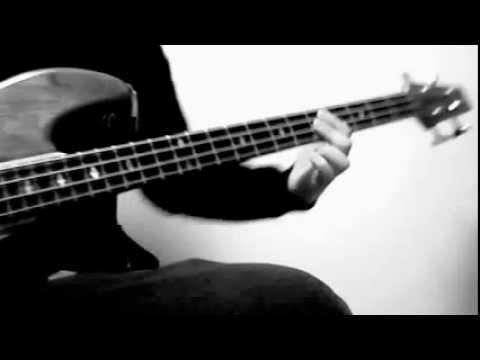 Hi-STANDARD - Brand New Sunset - Glory - bass cover -
