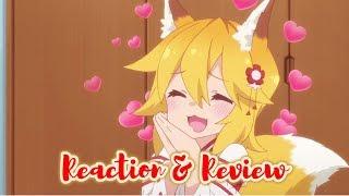 The Helpful Fox Senko-san (世話やきキツネの仙狐さん Sewayaki Kitsune No Senko-san) Episode 3 Reaction & Review