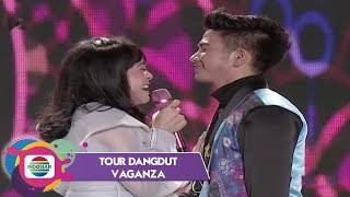 Video Rizki DA & Lesti DA - Rindu Berat | Tour Dangdut Vaganza download MP3, 3GP, MP4, WEBM, AVI, FLV April 2018