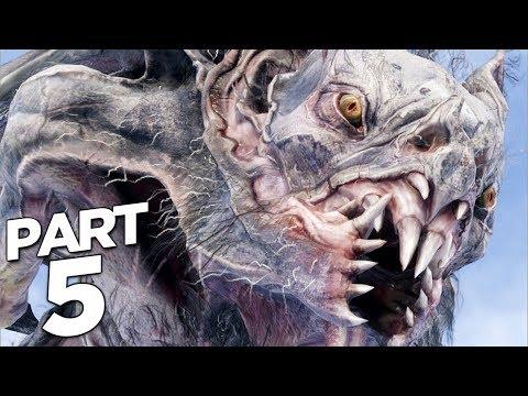 METRO EXODUS SAM'S STORY Walkthrough Gameplay Part 5 - DEMON BOSS (DLC)