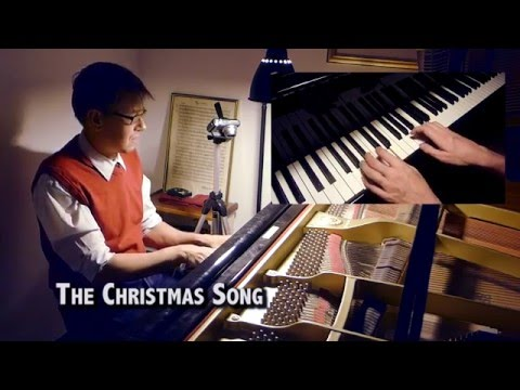The Christmas Song (solo piano, up-tempo)