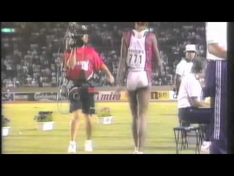 3333 World Track & Field 1991 Long Jump Women Jackie Joyner-Kersee