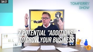 7 Productivity-Boosting 'Additions' to Accelerate Business Growth in 2020 – #TomFerryShow