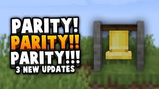 Minecraft 1.15 New Snapshot: Big Parity Moves + Modding?
