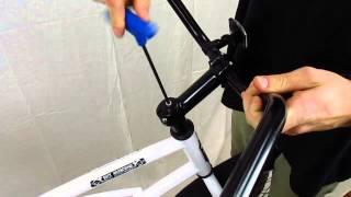 3G Bikes Installing stem