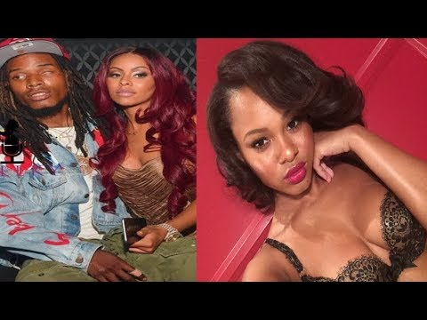 Alexis Skyy Blasts Fetty Wap For Ditching Their Preemie To Shack Up With His NEW BOO!