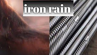 تمطر حديد / It's Raining Iron!!