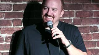 Louis C.K. - The Way We Talk (Hilarious)