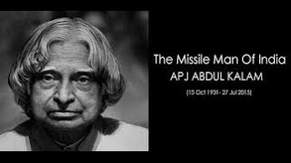 APJ Abdul Kalam: An Embodiment of the New India Story