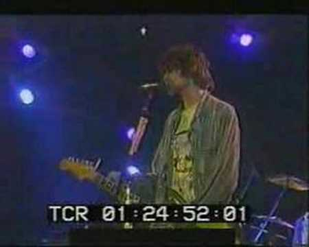 Nirvana - Love Buzz Live.